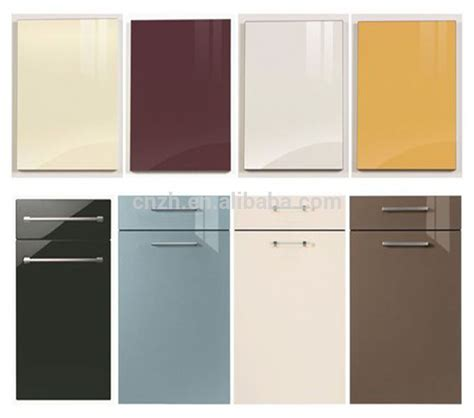 Kitchen Cabinet Doors Cheap Cheap Mdf Pvc Kitchen Cabinet Door Price Buy Kitchen Cabinet Doors Cheap Pvc Kitchen Cabinet