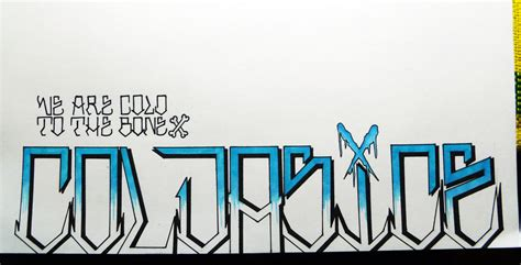 Black Outline Text Photoshop Cs5 by Cold As Blackbook Outline By Desp1 On Deviantart