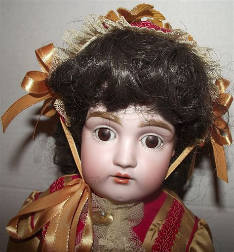 kestner bisque doll 154 vintage beautiful german bisque kestner 154 shoulder