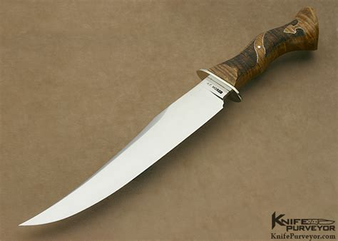 st knives bill st 24 fighter knifepurveyor