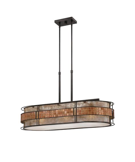 Quoizel Island Lighting Fixtures Quoizel Mclg337 Laguna 37 Inch Island Light