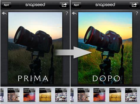 tutorial edit foto pake snapseed tutorial snapseed crea in pochi secondi foto fuori dal