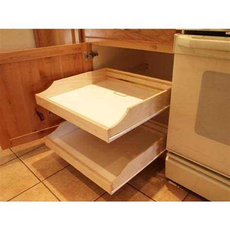 rolling shelves for kitchen cabinets rolling shelves do it yourself cabinet pull outs for