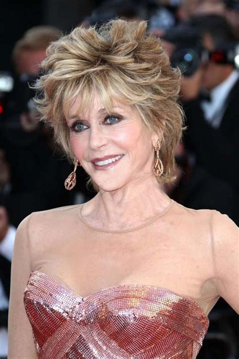 are fonda hairstyles wigs or own hair 20 spectacular jane fonda hairstyles