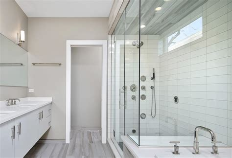 glass shower door installation custom glass shower doors installation in chicago area