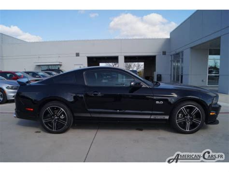 american 2014 mustang gt ford mustang gt california special 2014 voiture d