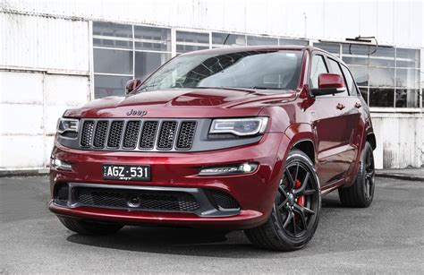srt jeep 2016 black 2016 jeep grand cherokee srt night review caradvice