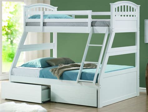 Three Person Bunk Bed 3 Person Bunk Beds My