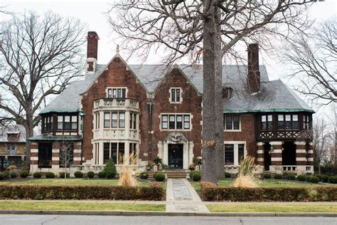 houses for sale in detroit for 1 the charles t fisher mansion sells for 1 25m curbed