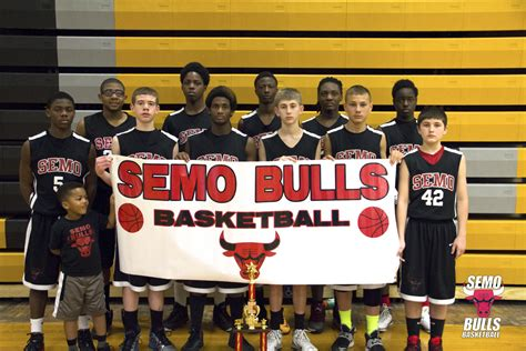 Search Semo Semo Bulls 13u Finishes 2nd At 2014 Midwest Showcase Semo Bulls Basketball