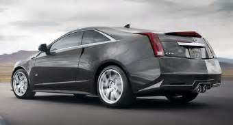 How Much Is A Cadillac Cts Coupe 2011 Cadillac Cts Coupe Starts From 38 990 556hp Cts V