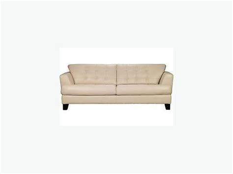 cindy crawford avenue sofa quot cindy crawford home collection the avenue quot leather