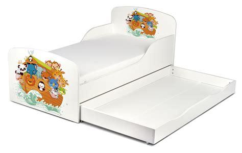 materasso 140x70 letto per bambini in legno con cassetto e materasso 140x70