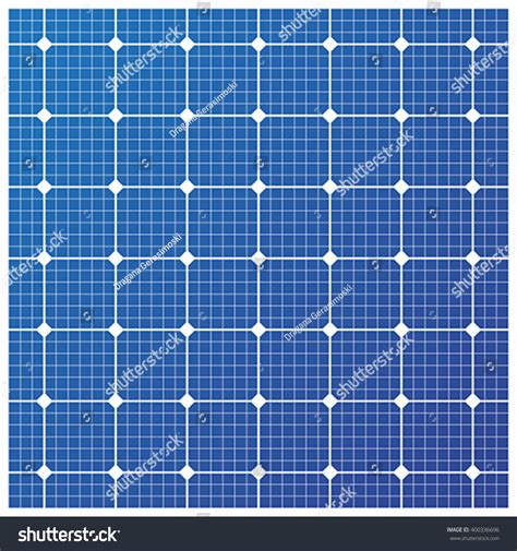 cell pattern en français solar cell pattern vector 400336696 shutterstock