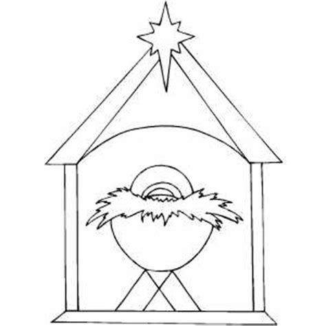nativity silhouette coloring page coloring nativity scene new calendar template site