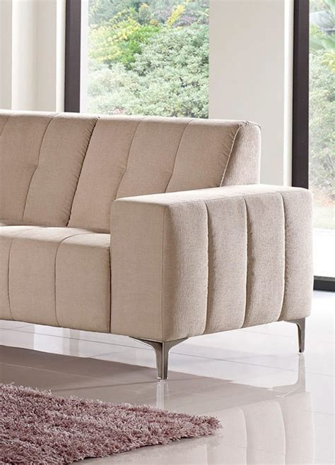 Modern Fabric Sofa Sets Midwick Modern Fabric Sofa Set