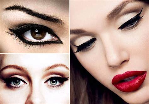 imagenes ojos hundidos maquillaje para distintos tipos de ojos