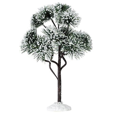 lemax mountain pine tree large 9 quot tall accessory 74174