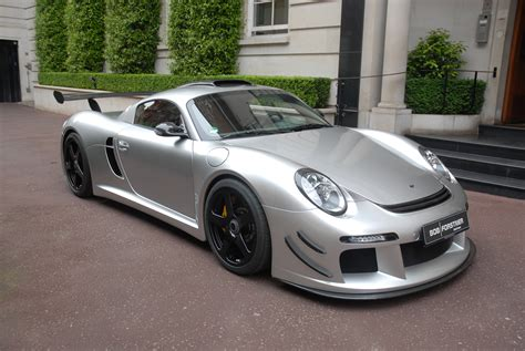 porsche ruf for potent ruf ctr3 for sale with just 1200km covered gtspirit