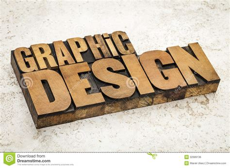 typography on wood graphic design in wood type royalty free stock image