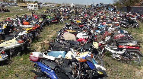 yediemin otoparklari motosiklet mezarligi oldu soezcue