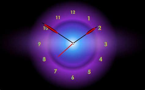 screensavers  windows  clock screensaver