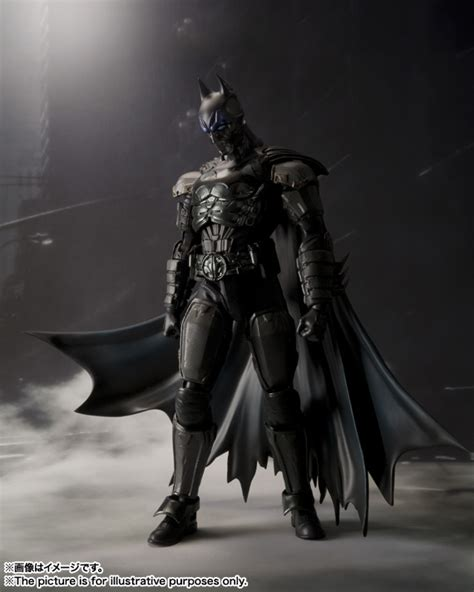 Shf Figuart Batman Injustice Original s h figuarts batman from injustice gods among us updated collectiondx