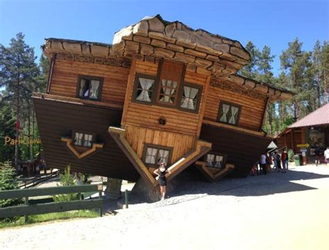 upside down house poland upside down house szymbark all you need to know before