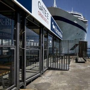 porto di napoli imbarco per palermo porto ecco le nuove sale d imbarco repubblica it