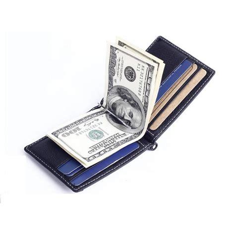 Dompet Kulit Asli Id Card Holder money clip card holder coin wallet kulit asli gbt elevenia