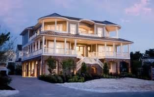 Stilt Home Plans Resilient Building Construction Insulated Concrete Forms