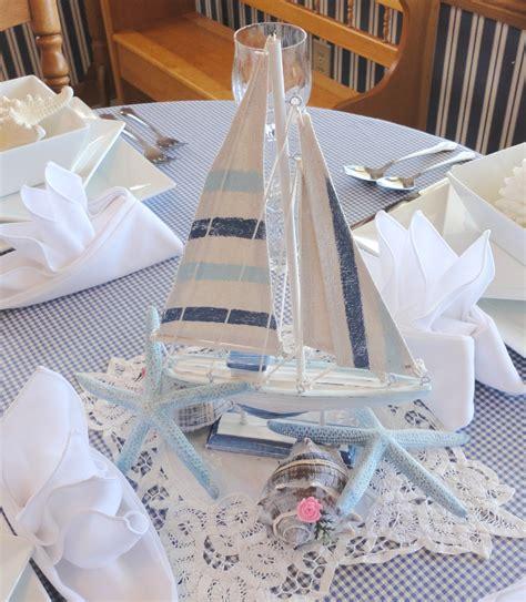 sailboat ideas sailboat centerpiece decorative sailboat centerpieces
