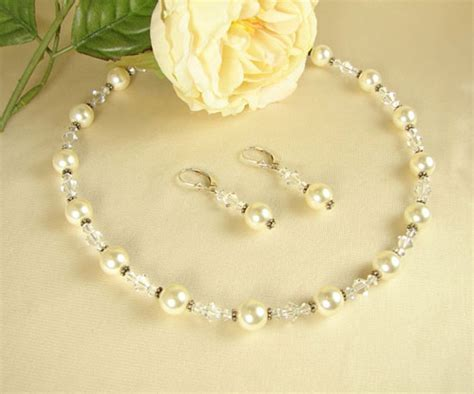 Handcrafted Bridal Jewelry - unique handmade bridal jewelry bravobride bravobride