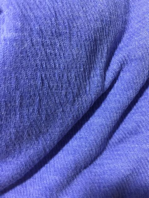 textured knit fabric periwinkle purple heathered and textured solid knit fabric