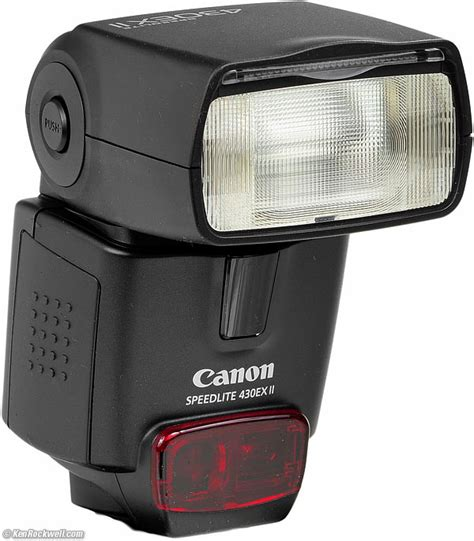 Flash Canon 430 Ex Ii Limited canon 430ex ii review