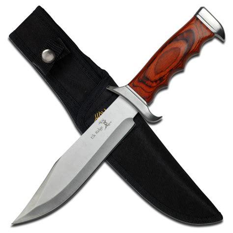 bowie knives uk elk ridge 12 5 bowie knife
