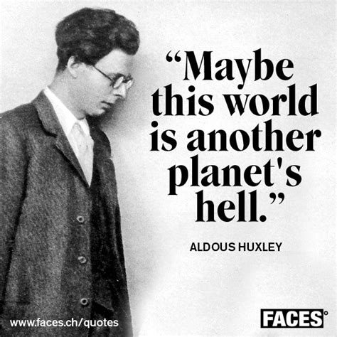 Maybe This by Island Aldous Huxley Quotes Quotesgram