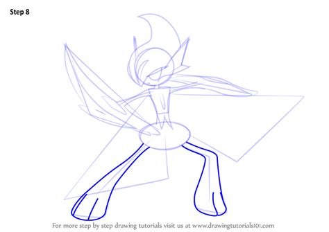 How To Draw Gallade