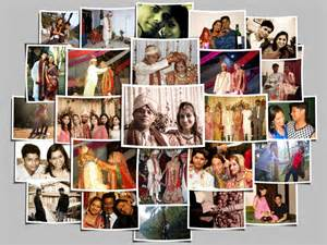 create a picture collage online how to create photo montage for wedding party