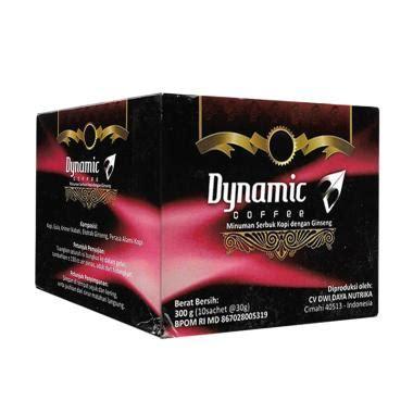 Kopi Dynamic Original 30 Sachet kpm indonesia blibli