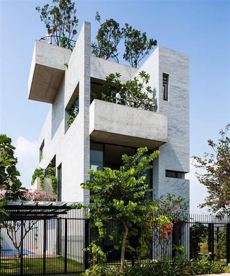 buy house in vietnam vtn architects vertically stacks gardens inside binh house in vietnam