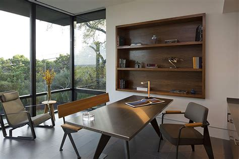 home study room beautiful home in texas with panoramic view over the city