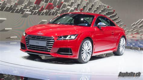 Tts Audi 2014 by Geneva 2014 Audi Tt Tts Mk3 Auto News Asphalte Ch