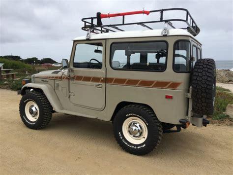 jeep wrangler cruiser 1975 toyota fj40 landcruiser fj 40 land cruiser jeep