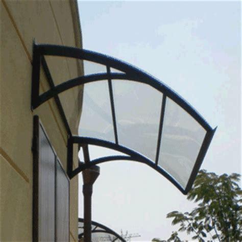 pensiline e tettoie in policarbonato pensiline da esterno in policarbonato e alluminio