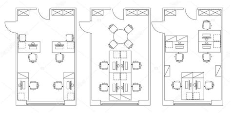 furniture icons for floor plans office floor plan icon www pixshark com images