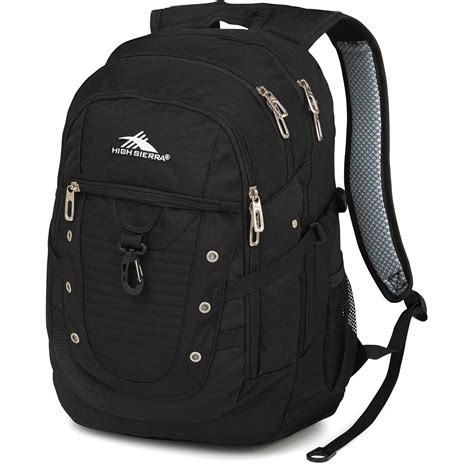 Tactic Black High Tactic Backpack Black 55013 1041 B H Photo