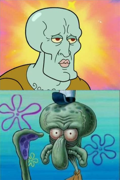 Squidward Meme - squidward memes hot imgflip