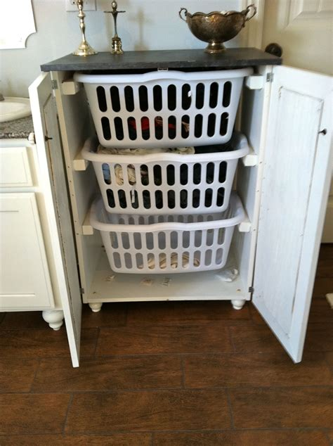 Laundry Basket Dresser For Sale by White Laundry Basket Dresser With Doors Diy