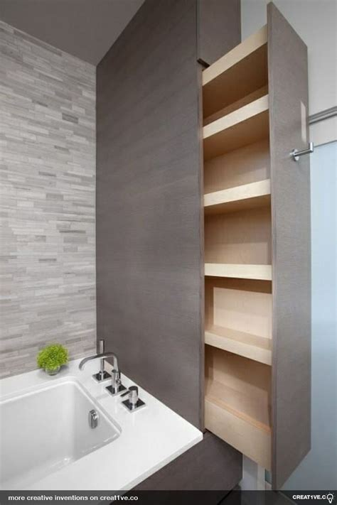 bathroom inventions bathroom storage creative inventions storage ideas